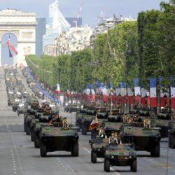 Le déménagement de l'armée Française au Gabon réalisé par CIDT Gabon International Déménagement