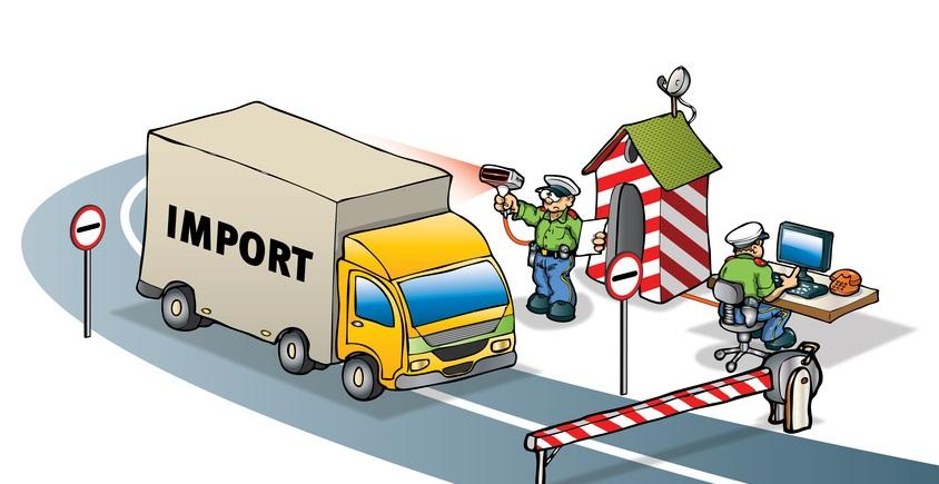 Service douane CIDT Gabon Déménagement International