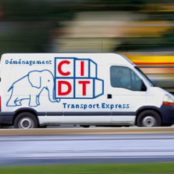 Coursier CIDT Transport Express